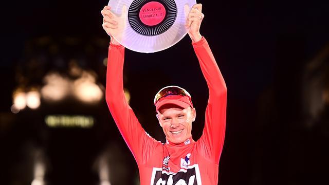 """Froome: Triple aus Giro, Tour und Vuelta """"nicht unmöglich"""""""