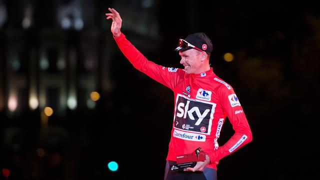 Que risque Christopher Froome — Dopage