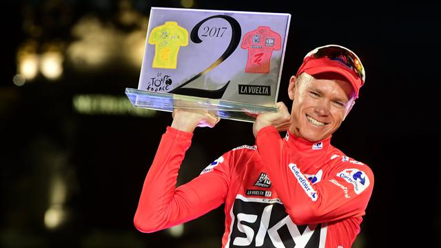 Froome targets World Time Trial title after Vuelta triumph