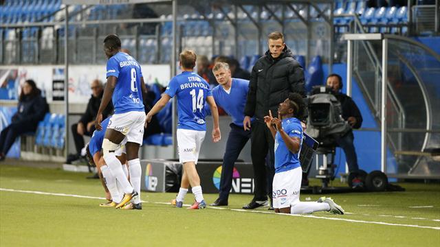 Amang (19) matchvinner for Molde: – Et rått talent