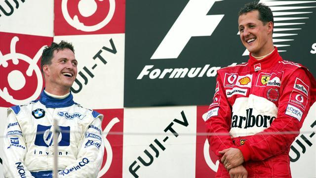 Schumacher-Söhne träumen von Formel-1-Duell