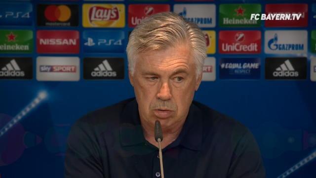 Ancelotti : ''J'aurais dû laisse Ribéry se reposer''