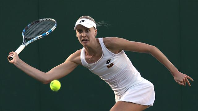 Naomi Broady off to winning start at Coupe Banque Nationale