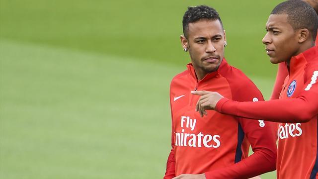 Neymar, Mbappé et Verratti, entre autres : le PSG sera diminué face à Guingamp
