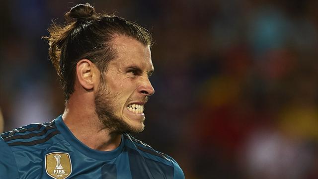 Gareth Bale se vuelve a lesionar: Se pierde el derbi y peligra el Clásico