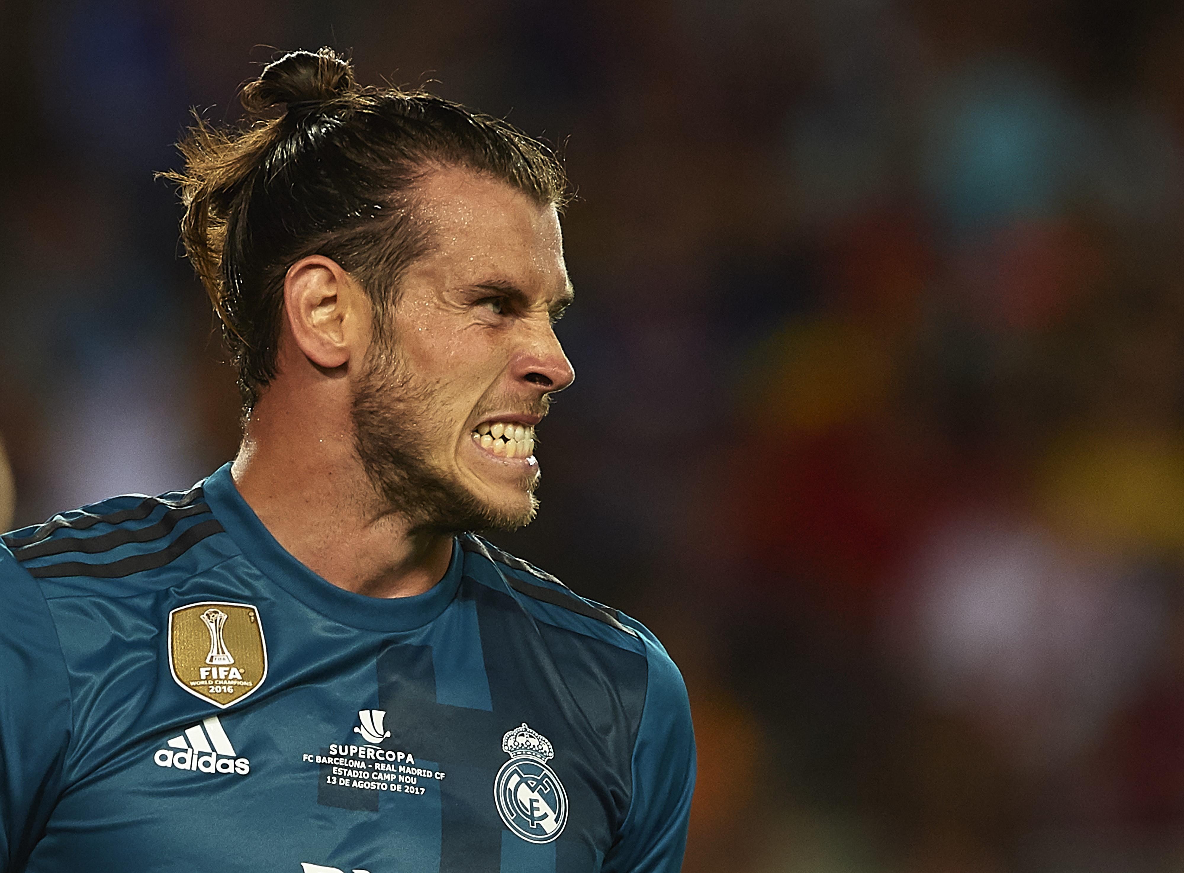 Гарет Бэйл (Реал Мадрид) недоволен