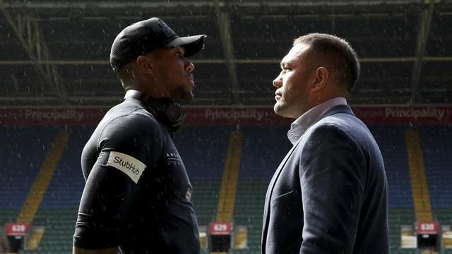 Joshua not worried by lack of star names in heavyweight division