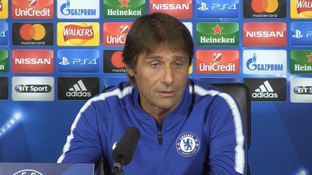 """Conte : """"La Ligue des champions, c'est encore plus difficile pour les équipes anglaises"""""""