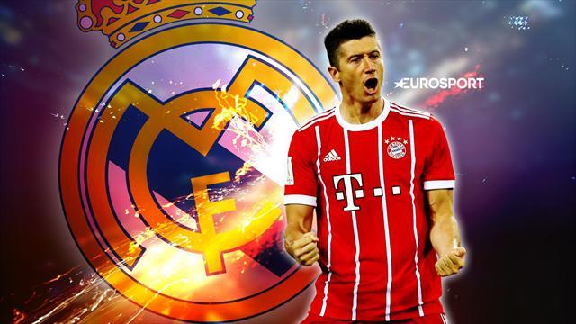 Euro Papers: Bayern boss admits Lewandowski dreams of Real Madrid
