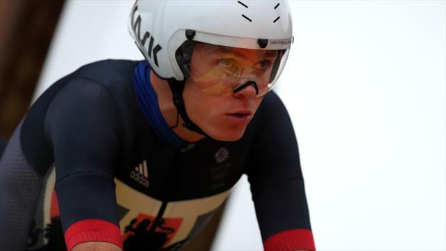 Froome bu kez gözünü Dünya Şampiyonası'na dikti
