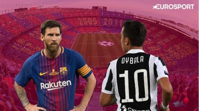 Barcellona-Juventus: la preview in 60 secondi