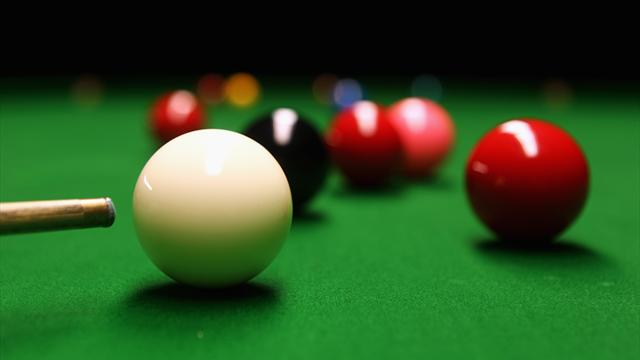 Snooker-Saison