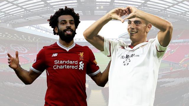 Champions League 2017/18, Liverpool-Sevilla: La previa en 60 segundos