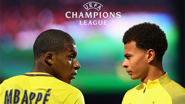 RANKED: 11 young stars ready to tear apart the Champions League