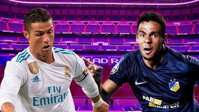 Champions League 2017/18, Real Madrid-APOEL: La previa en 60 segundos