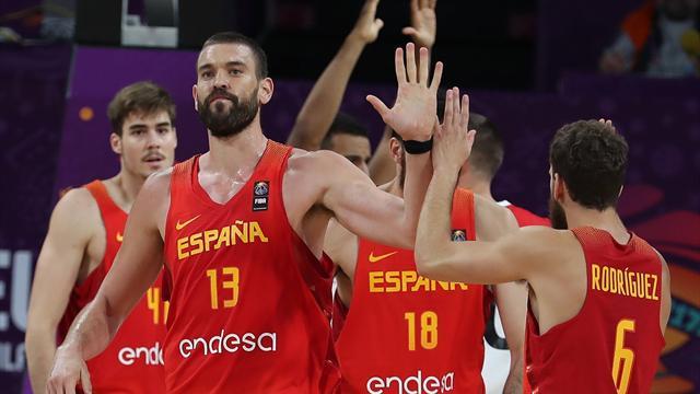Eurobasket 2017, Alemania-España (cuartos de final): Hasta que Marc dijo basta (72-84)