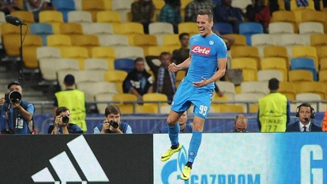 Shakhtar Donetsk-Napoli in diretta tv e Live-Streaming