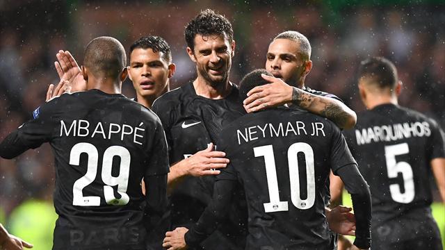 Thiago Silva clos le débat des penalties — PSG