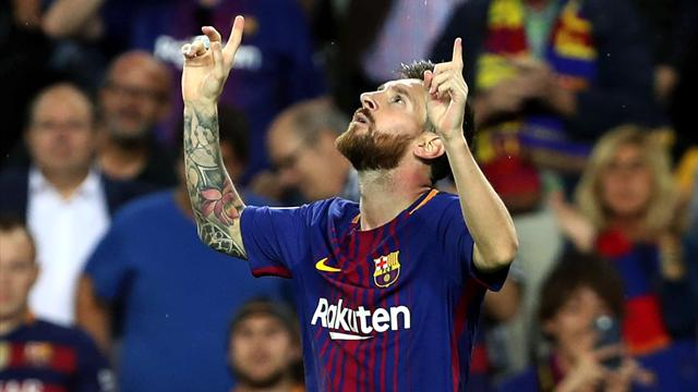 Champions League, Barcelona-Juventus: Messi es el fútbol (3-0)