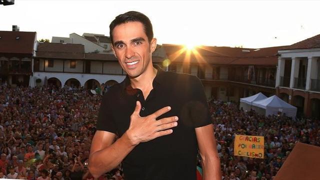 Contador: Bana verilen ceza, spor tarihinin en büyük haksızlığı