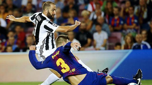 Le pagelle di Barcellona-Juventus 3-0: disastro Benatia, fantasma Higuain, splendido Messi