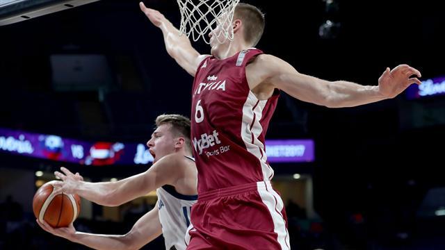 Eslovenia destrona a España en el Eurobasket