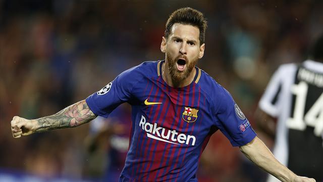 Messi ga Juventus mareritt