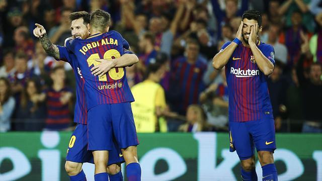 Leo Messi: La magistral lección de fútbol del mejor jugador del planeta ante la Juve