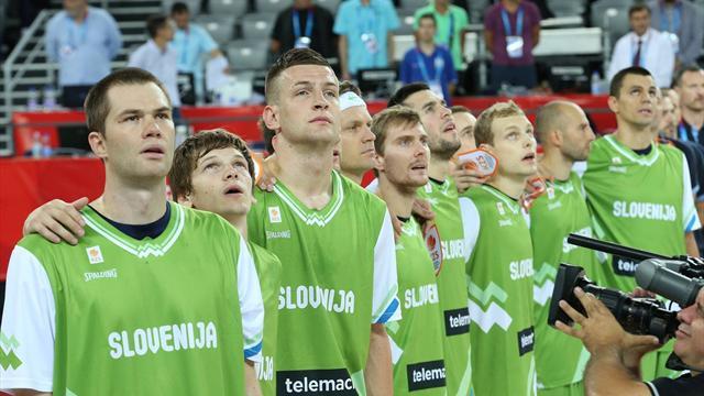 Словения стала вторым полуфиналистом Евробаскета