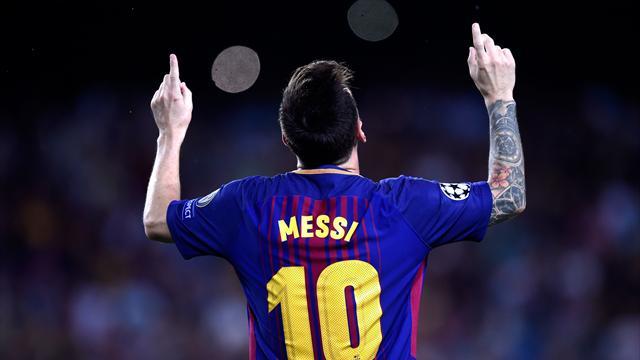 """Edicola: da Messi """"divo"""" a Higuain peggiore in campo, le reazione della stampa post Barça-Juve"""