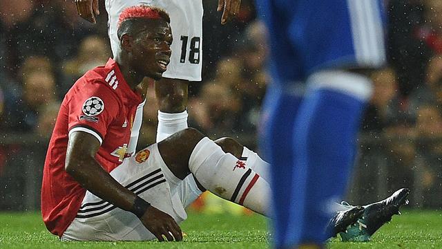 Bildet United-fansen ikke vil se – dette sier Mourinho om Pogbas skade