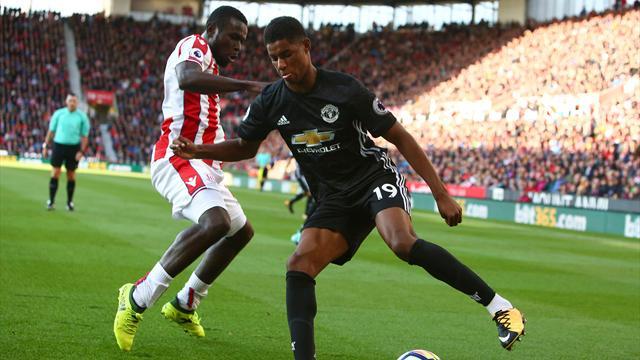Рэшфорд забивал в дебютных матчах Лиги чемпионов, Лиги Европы, АПЛ, Кубка лиги и сборной Англии