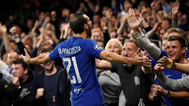 La notte stellata di Zappacosta: esordio con gol con il Chelsea