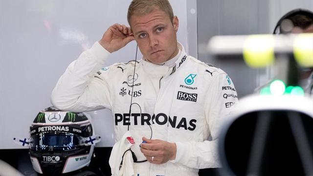 Valtteri Bottas seguirá en Mercedes en 2018