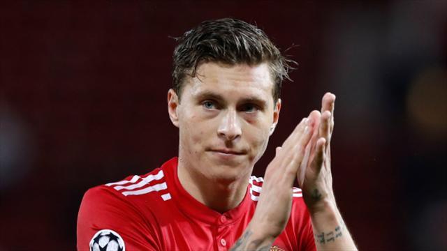 Manchester United defender Victor Lindelof keen to build on Old Trafford debut