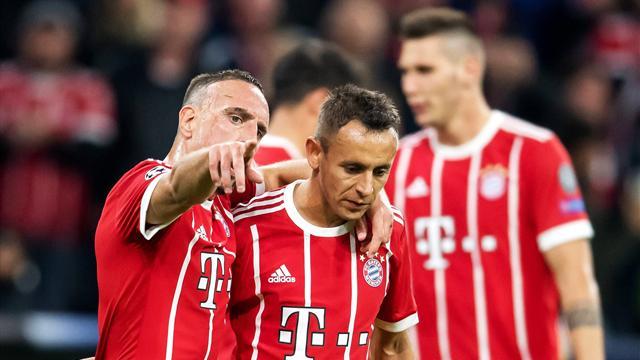 Brandbeschleuniger statt Brandlöscher: Beim FC Bayern brodelt es weiter...