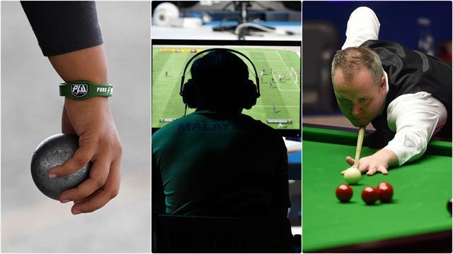 Pétanque, eSport, billard, squash : Quels nouveaux sports pour 2024 ?