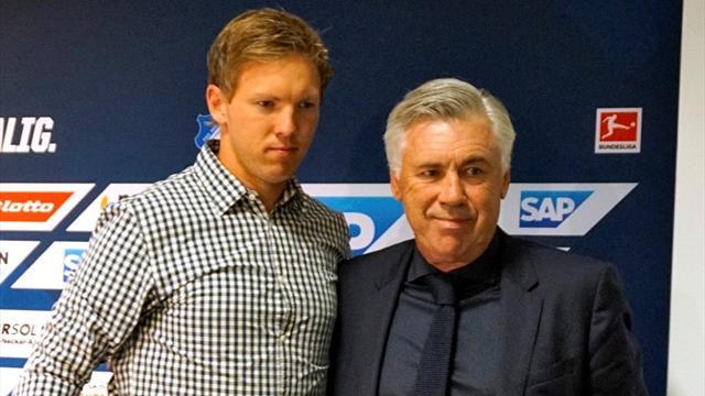 Entschuldigung bei Ancelotti: Nagelsmann relativiert Bayern-Aussagen