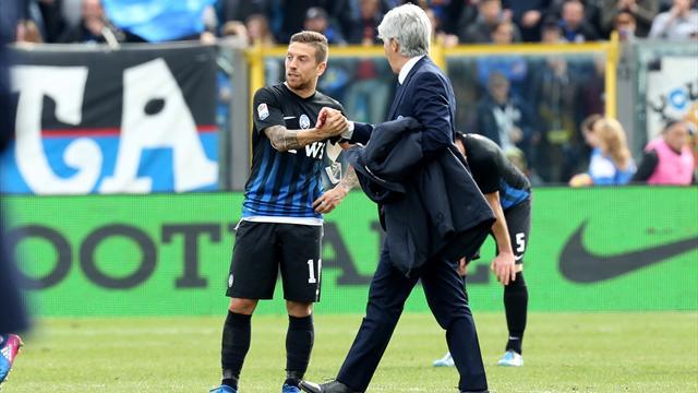 """Gasperini: """"Sarà Atalanta da battaglia anche in Europa League, Rooney? Spero ci sia..."""""""