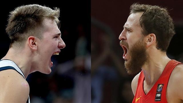 Eurobasket 2017 (semifinal), España-Eslovenia: Doncic, los campeones y la hora de la verdad