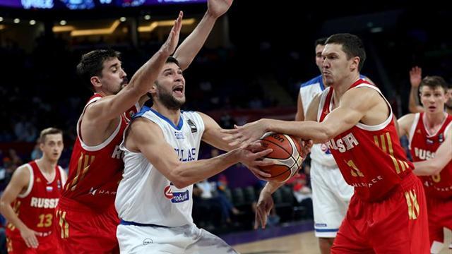 Rusia y Serbia pasan a las semifinales del Eurobasket