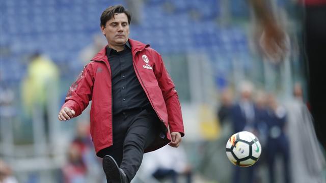 """Montella: """"Dimenticare la Lazio: con l'Austria Vienna voglio vedere una reazione"""""""