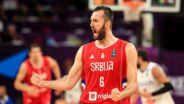 Son yarı finalist Sırbistan