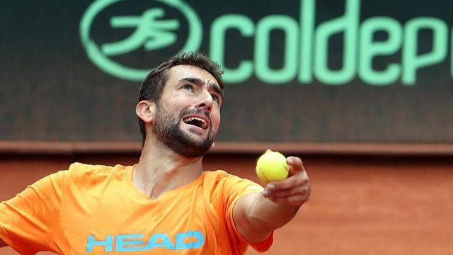 Croacia espera regresar al grupo mundial de la Copa Davis en la altura de Bogotá
