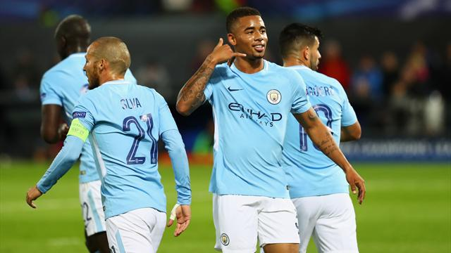 City et le Real cartonnent, le Borussia et Naples déçoivent