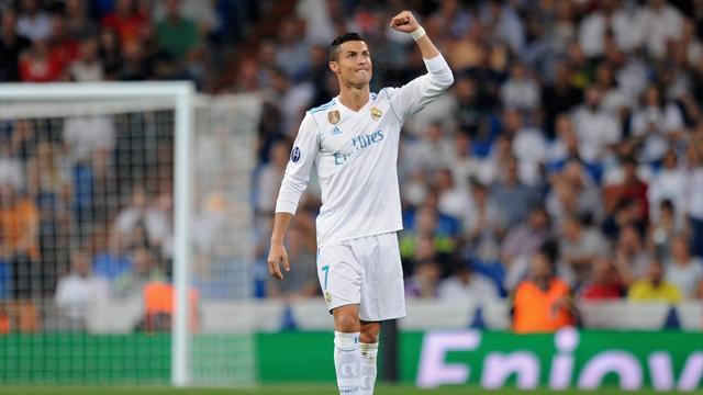 El post de la Champions: Cristiano y nada más