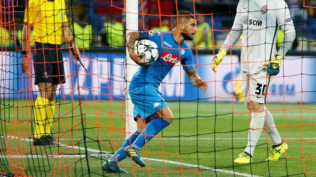 Le pagelle di Shakhtar Donetsk-Napoli 2-1