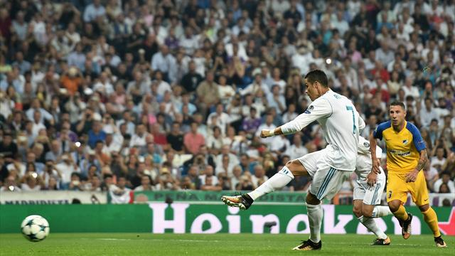 Рон и пепси-кола. 4 момента матча «Реал» – АПОЭЛ, которые надо обдумать