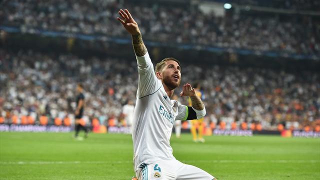 Рамос продлит договор с«Реалом» до 2021 — Marca