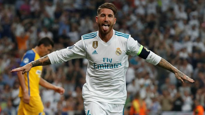 e7ad61ada Two more for Cristiano Ronaldo as holders Real Madrid cruise to ...